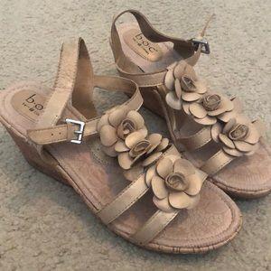 b.o.c sandals sz 10